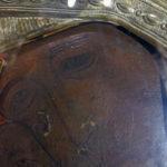 Με όλη τη δύναμη της ψυχής του έψαλλε το ΑΞΙΟΝ ΕΣΤΙ κι εκινείτο η κανδήλα της Παναγίας