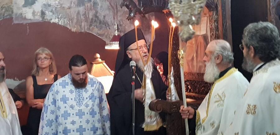 Γενέθλιο Θεοτόκου: Εορτή στην Ι.Μονή Γενεσίου της Θεοτόκου Ρέθα Βάλτου