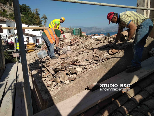 Ναύπλιο: Ολοκληρώθηκαν οι εργασίες αποκατάστασης του Ιστορικού χιλιόχρονου Ναού της Αγίας Σοφίας