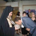 Αγιασμός στο Πρωτοδικείο Ορεστιάδας από τον Μητροπολίτη Διδυμοτείχου
