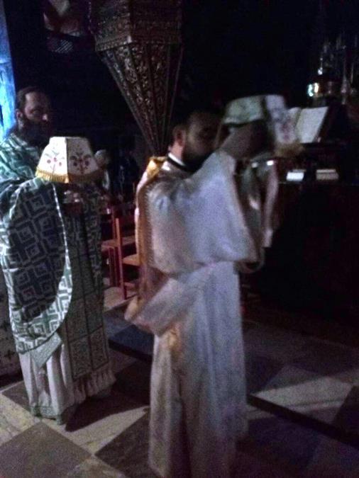 Καρδίτσα: Απόδοση της εορτής της Παγκοσμίου Υψώσεως του τιμίου Σταυρού