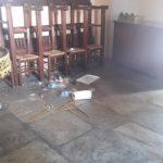 Σκιάθος: Ιερόσυλοι προκάλεσαν φθορές στη Μονή Αγίου Χαραλάμπους