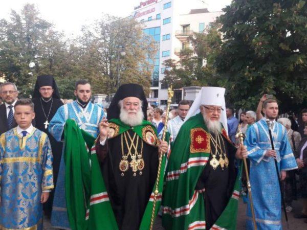 Συνεχίζει την ειρηνική επίσκεψη του στην εκκλησία της Πολωνίας ο Πατριάρχης Αλεξανδρείας