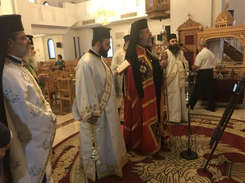Αρχιεπίσκοπος Κύπρου: Η σταυρική ζωή είναι απαραίτητη για τη σωτηρία μας