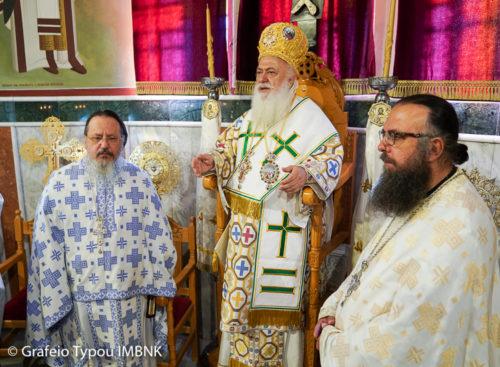 H εορτή του Αγίου Συμεών Θεσσαλονίκης στον Σταυρό Ημαθίας