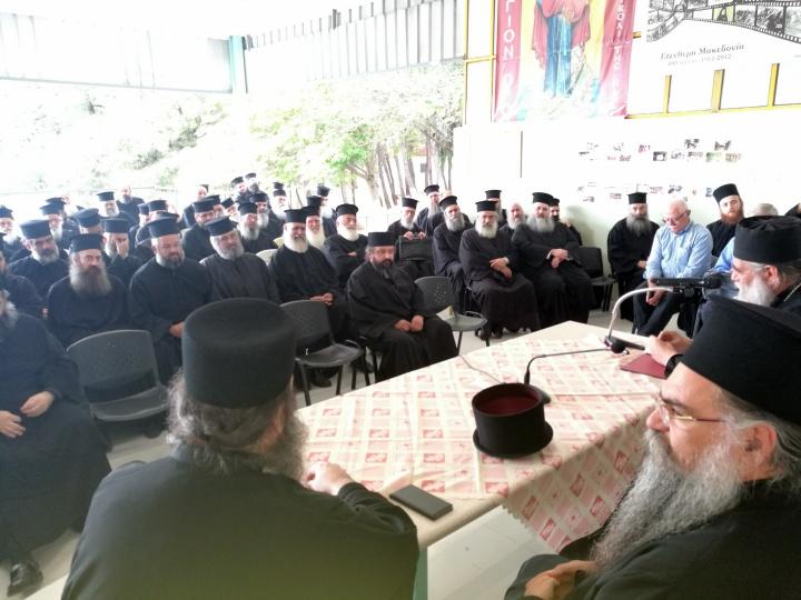 Η 6η Ιερατική Σύναξη στη Μητρόπολη Εδέσσης