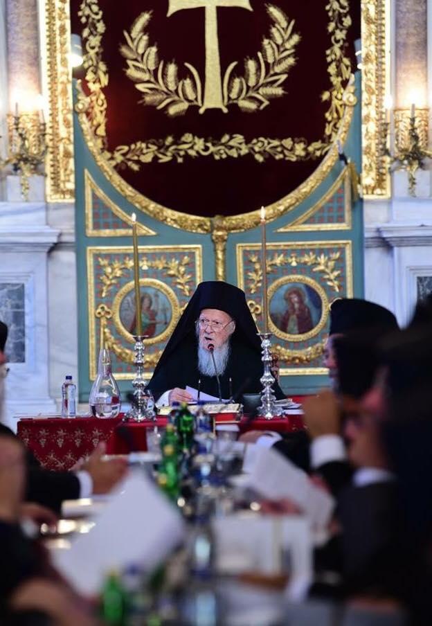Ολοκληρώθηκε η σύναξη των Ιεραρχών του Οικουμενικού Θρόνου