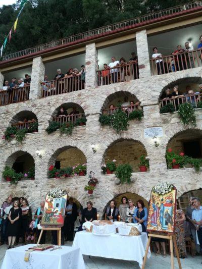 Μητρόπολη Μαντινείας: Εορτάστηκε η Ανάμνηση του εν Χώναις Θαύματος