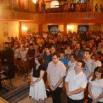 Αγιασμός για την έναρξη των μαθημάτων του Κοινωνικού Φροντιστηρίου της Ι.Μητροπόλεως Κίτρους
