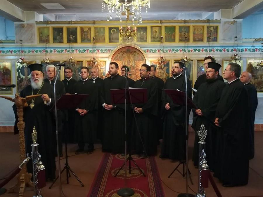 Τρίπολη: Εκδήλωση συμπληρώσεως δεκαετίας της ενορίας Αγίου Τρύφωνος
