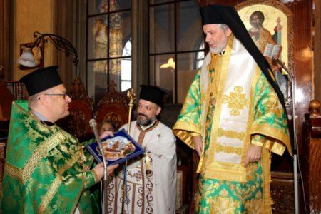 Υποδοχή τριών Προϊσταμένων Καθεδρικών Ναών της Φιλανδίας στη Στοκχόλμη
