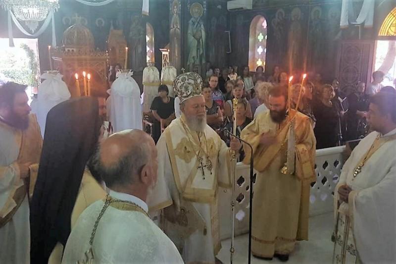 Άγιος Ιωάννης ο Ρώσος: Την επέτειο αγιοποίησης τίμησαν στο Βασιλικό