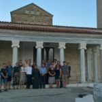 Επίσκεψη ρωμαιοκαθολικών φοιτητών στη Μητρόπολη Κορίνθου
