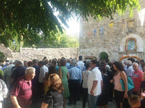 Γενέθλιο Θεοτόκου: Λαμπρή Εορτή στη Μονή Φιλοκαλίου στο χωριό Πέττα Αχαΐας