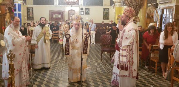 Άγιος Μάμας: Λαμπρή Εορτή στην Ιερά Μητρόπολη Τρίκκης και Σταγών
