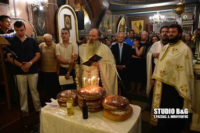 Αγία Σοφία: Λαμπρή Εορτή στο ιστορικό εκκλησάκι στον ψαρομαχαλά Ναυπλίου