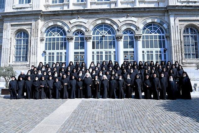 Φωτογραφία της Συνάξεως των Ιεραρχών του Οικουμενικού Θρόνου 2018