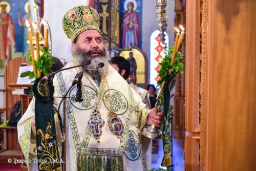 Ύψωση Τιμίου Σταυρού - Λαγκαδά Ιωάννης: Ο Τίμιος Σταυρός αναγγέλλει και την δική μας πορεία προς τον Παράδεισο