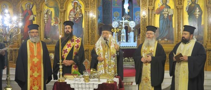 20 χρόνια παρουσίας και προσφοράς της Σχολής Βυζαντινής Μουσικής της Μητρόπολης Φθιώτιδος
