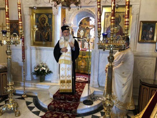 Συγκίνηση στο Μνημόσυνο της μακαριστής Γερόντισσας Θεοφανούς