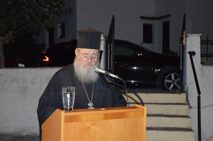 Κυδωνίας Δαμασκηνός: Ο Σταυρὸς του Χριστού στη ζωή της Εκκλησίας
