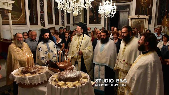 Το Ναύπλιο γιορτάζει την μετάσταση του Αγίου Ιωάννου του Θεολόγου