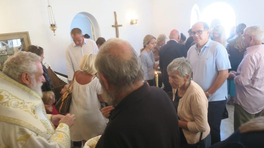 Μύκονος: Η εορτή του Αγίου Νικήτα