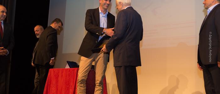 Ο Φθιώτιδος Νικόλαος στην κήρυξη των Εργασιών του 2ου Πανελληνίου Συνεδρίου «Ελλάδα - Ευρώπη 2020»