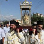 Η Μεσσήνη υποδέχεται τη θαυματουργή εικόνα της Παναγίας Βουλκανιώτισσας