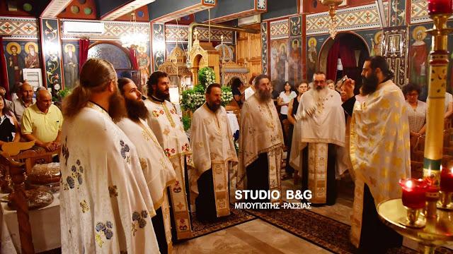 Του Σταυρού: Εσπερινός εορτής της Υψώσεως Τιμίου Σταυρού στο Ναύπλιο