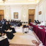 Βουκουρέστι: Στην Μοναστική σύναξη παρευρέθηκε ο Πατριάρχης Δανιήλ