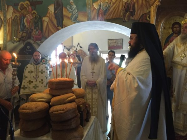 Νάξος: Εορτή της καταθέσεως της Τιμίας Ζώνης της Υπεραγίας Θεοτόκου