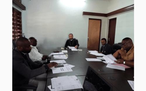 Συνεδρίαση του Συμβουλίου Χριστιανικών Εκκλησιών του Κονγκό