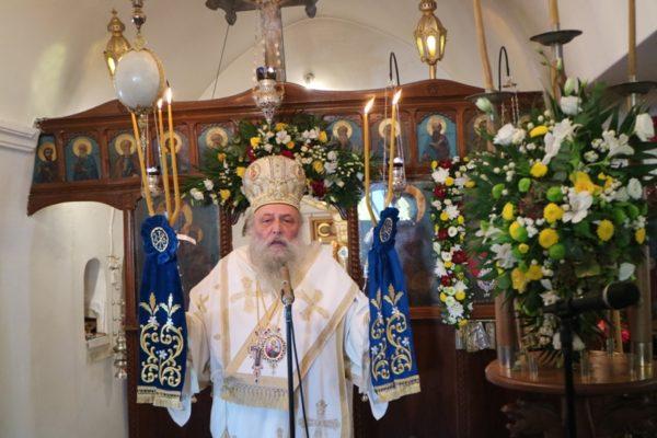 Πάρος: Εορτή Μεταστάσεως Ιωάννου Θεολόγου - Επιμνημόσυνη δέηση για θύματα του «Eξπρές Σαμίνα»