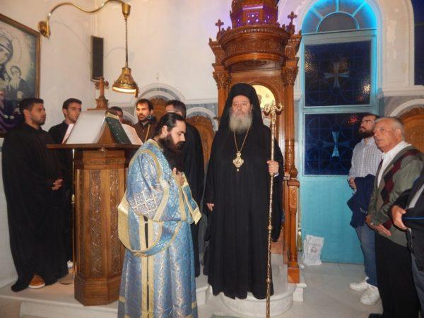 Λαμπρός εορτασμός του Οσίου Χαρίτωνος στην Ι.Μ. Πατρών
