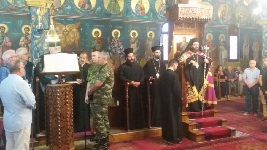 Τη θαυματουργή εικόνα της Παναγίας Σηλυβριανής υποδέχθηκε η Ι.Μ. Μαρωνείας