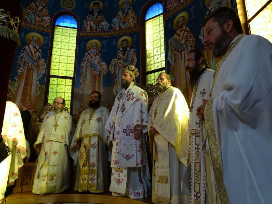 3 Σεπτεμβρίου: Εορτή της Ανακομιδής των Λειψάνων του Αγ. Νεκταρίου στο Ηράκλειο Αττικής