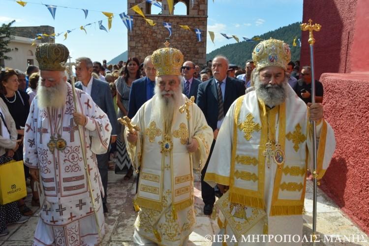 Γενέθλιο της Θεοτόκου: Λαμπρή γιορτή σήμερα στη Μονή Παναγίας Γιατρίσσης