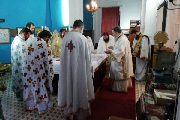 Βόρειος Εύβοια: Ο Χαλκίδος Χρυσόστομος σε Εορτές του Αγίου Ιωάννου του Θεολόγου