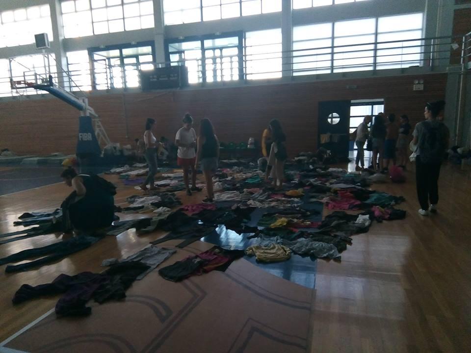 Φωτιά ΤΩΡΑ Ηράκλειο: Εικόνες καταστροφής στο Πανεπιστήμιο Κρήτης