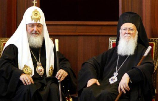 Ολομέτωπη επίθεση Μόσχας σε Βαρθολομαίο
