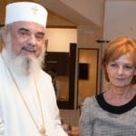 Ο Πατριάρχης Ρουμανίας συναντήθηκε με την πριγκίπισσα Μαργαρίτα