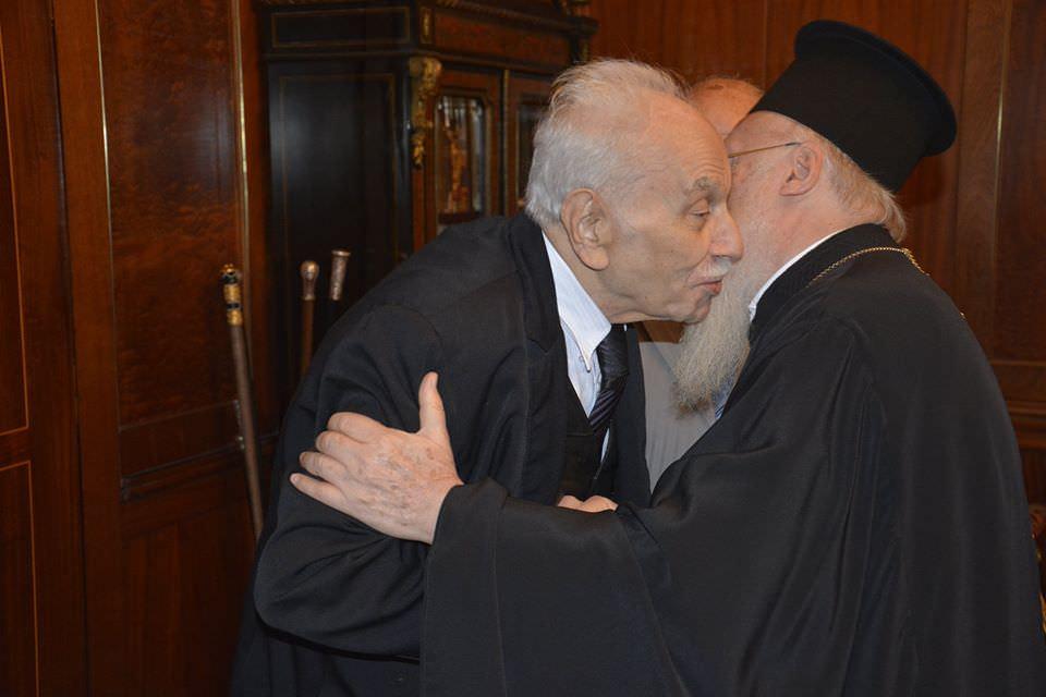 Δημήτρης Φραγκόπουλος Οικουμενικός Πατριάρχης