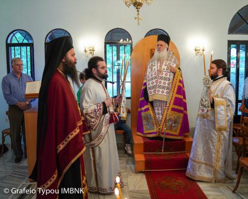 Η εορτή της Αγίας Σοφίας και των τριών θυγατέρων αυτής στην Ι. Μητρόπολη Βεροίας