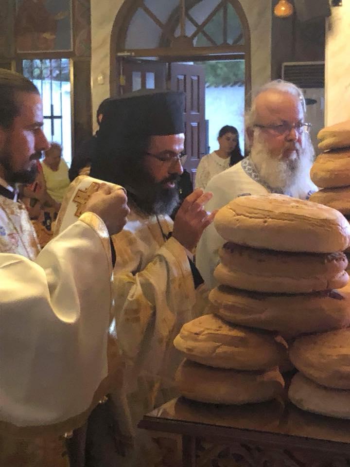 Γέννηση της Θεοτόκου: Εορτή Χρυσοσπηλιωτίσσης - Κάτω Βαρωσίων
