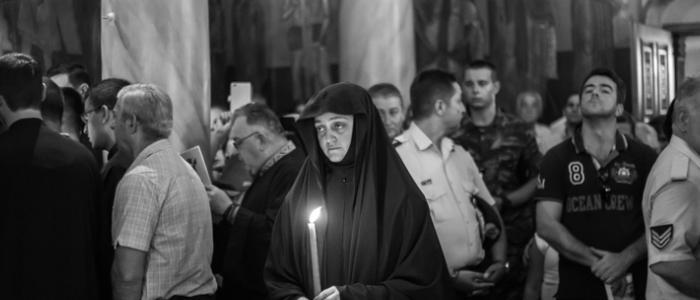Γενέθλιο Θεοτόκου: Λαοθάλασσα στις ιστορικές Μονές Παναγίας Δαμάστας και Αντινίτσης