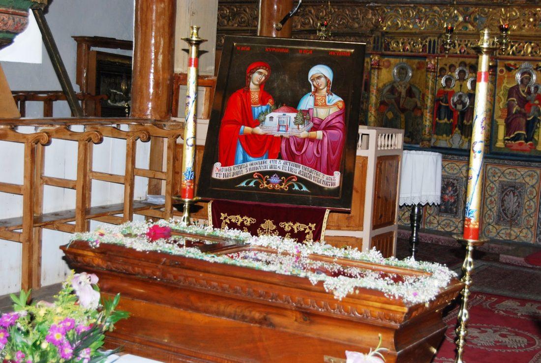 27 Σεπτεμβρίου γιορτή: Η Ορθοδοξία τιμά την Αγία Ακυλίνα - Τα φριχτά μαρτύρια και ο θαυμαστός βίος