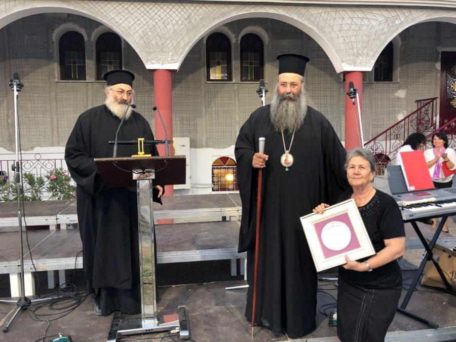 Πλήθος κόσμου στο απογευματινό τσάι της Ενορίας Αγίων Χριστοφόρου και Ευθυμίου της Μητρόπολης Κίτρους