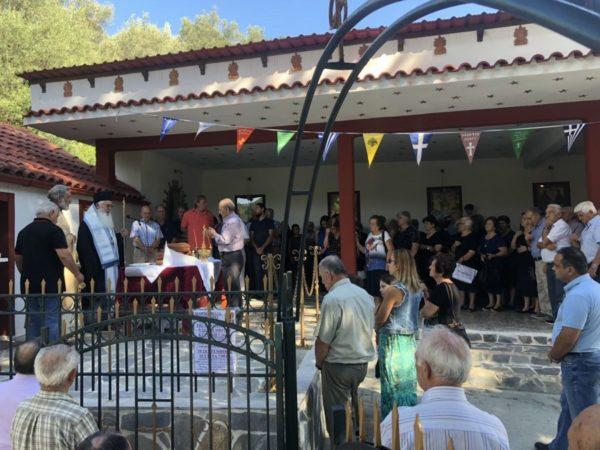 Μητρόπολη Θηβών: Εορτάστηκε η Ανάμνηση του εν Χώναις Θαύματος