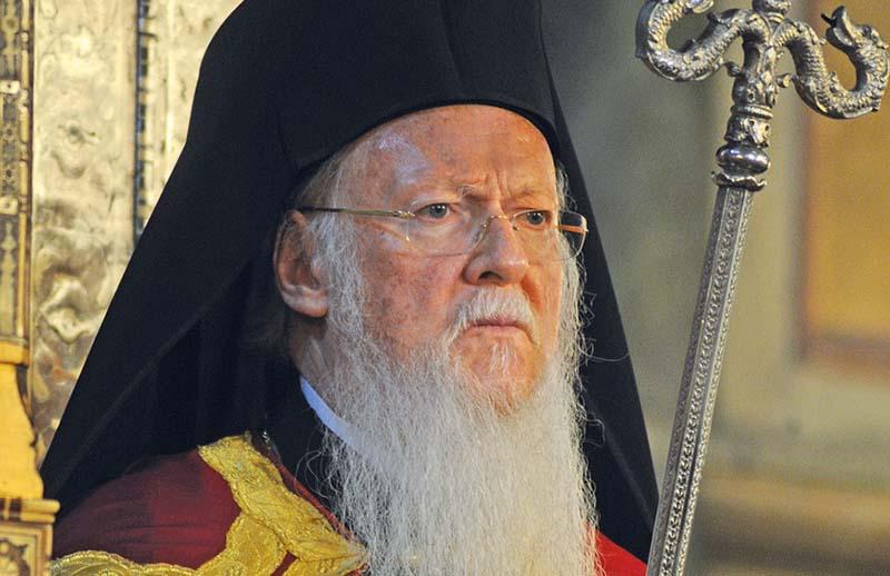 Αναχώρησε σήμερα για το εξωτερικό ο Οικουμενικός Πατριάρχης